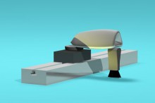 3D robot (sweeper)